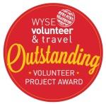 Outstanding volunteer award